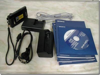 Sony DSC-T500 Contents